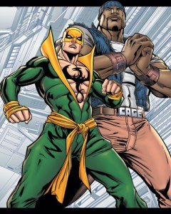 Unlikely Heroes for Hire