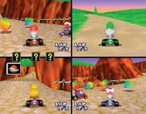 Mario Kart 64 1