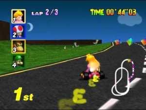 Mario Kart 64 2