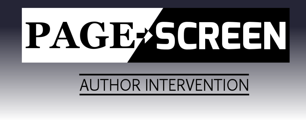 Page to Screen authors